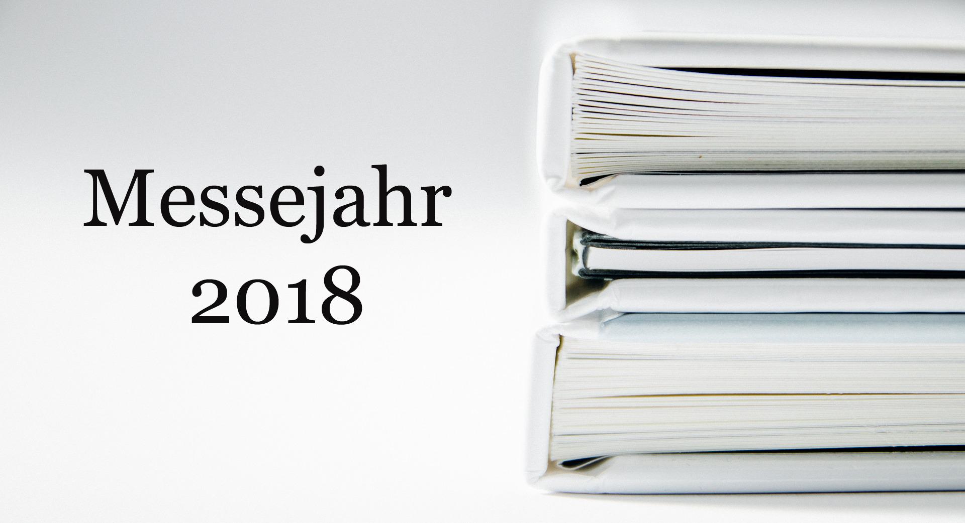 Messejahr 2018