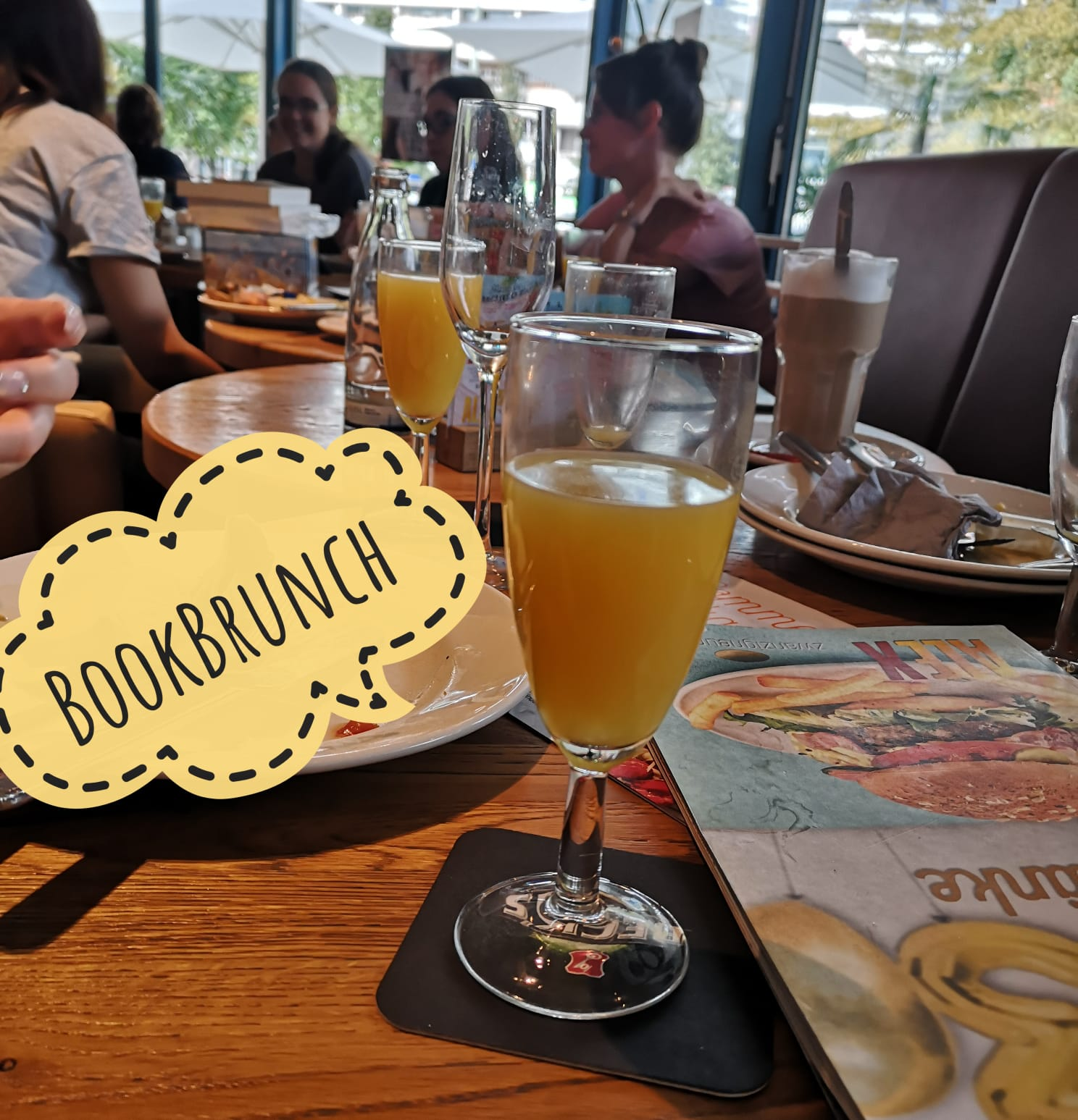 Bookbrunch – 15.09.19