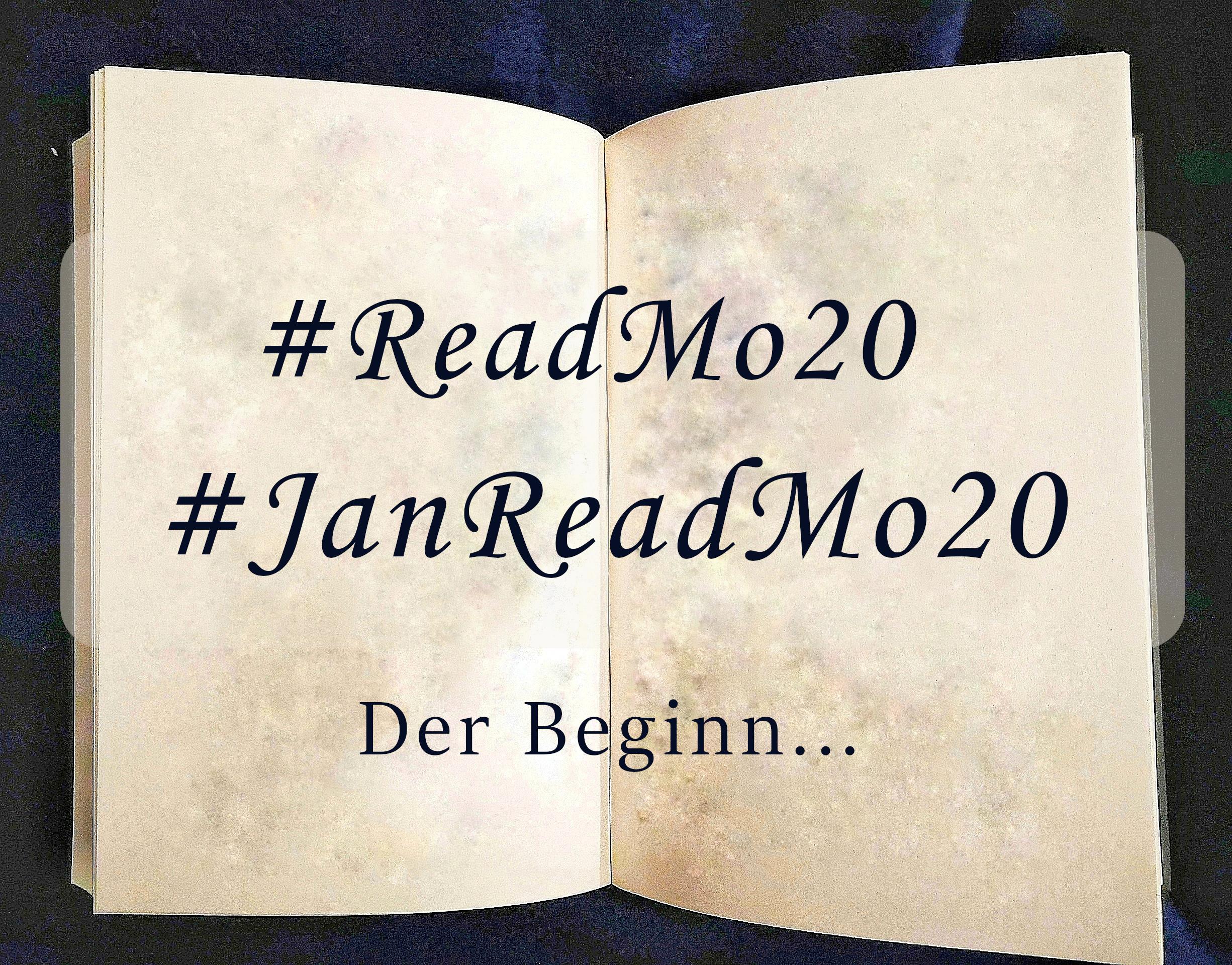 Finale Januar – #ReadMo20