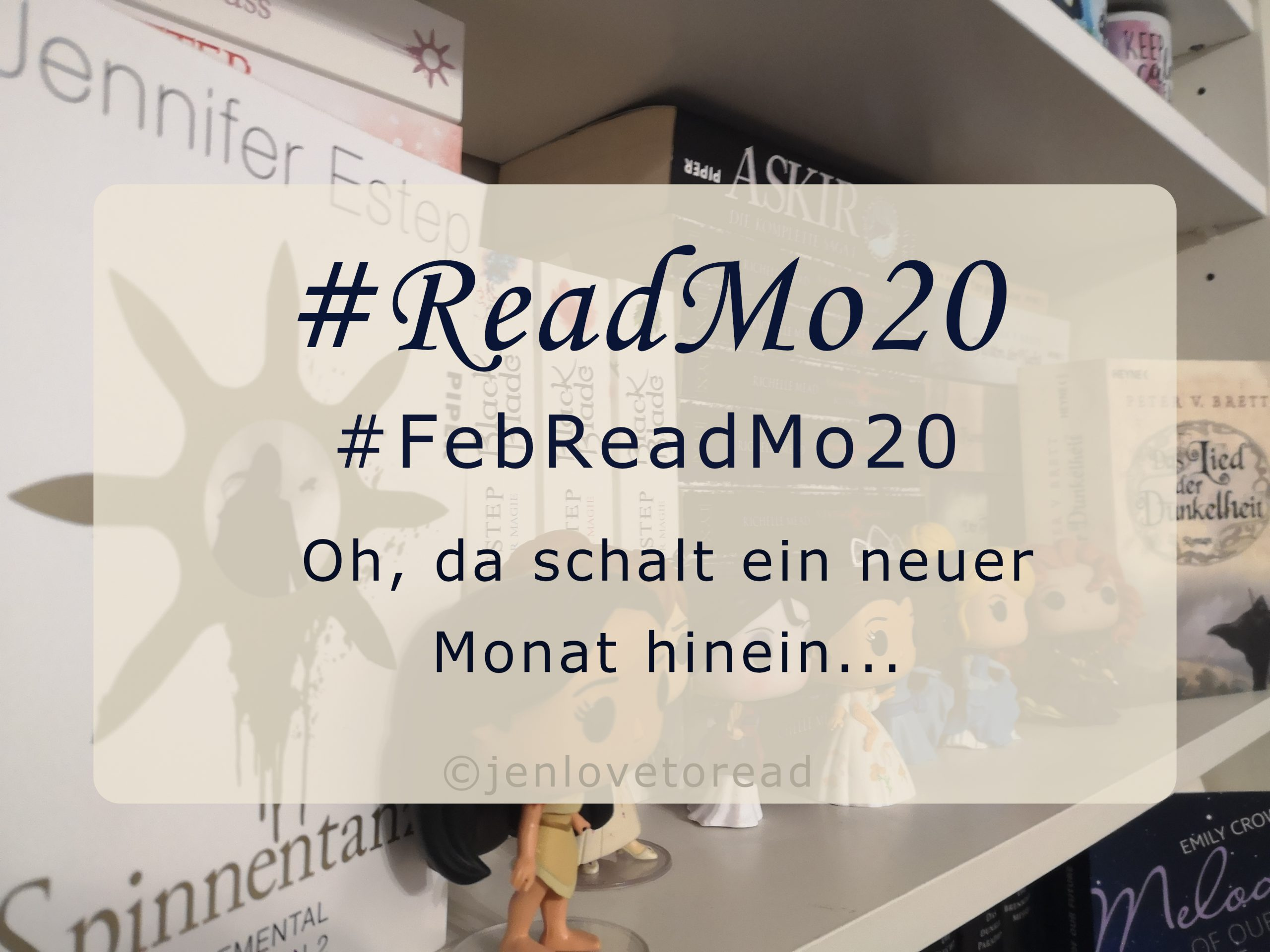 Finale Februar – #ReadMo20