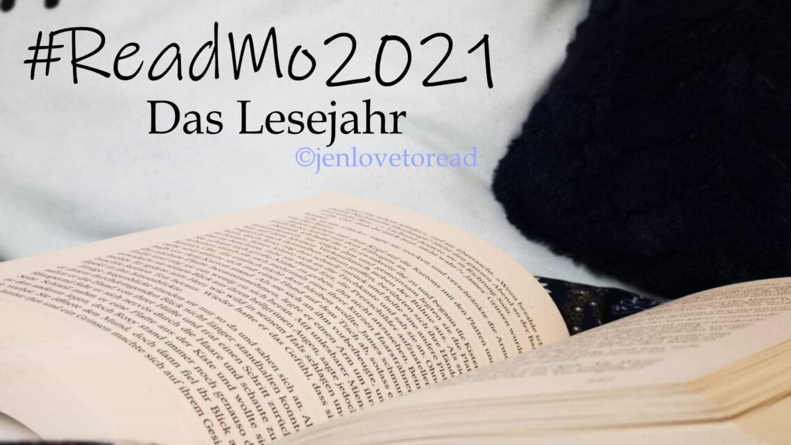 #ReadMo2021 – Die Lesejahrchallenge