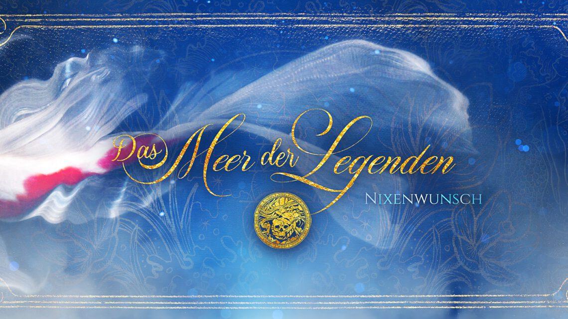 Blogtour: Das Meer der Legenden, Tag 3
